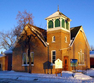 Cartwright United Church